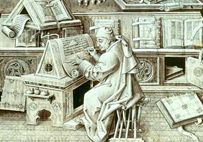 すべては書を守るため。恐ろしき呪いの術を利用した中世流書物の守り方 : カラパイア