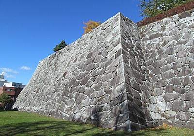 盛岡城(日本100名城No.6)石垣に、寝そべり流れてくるは青春ソング(画像10枚) - BUSHOO!JAPAN(武将ジャパン)