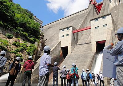 ダム放流、下流で親子が流される 事前連絡なし 新潟:朝日新聞デジタル