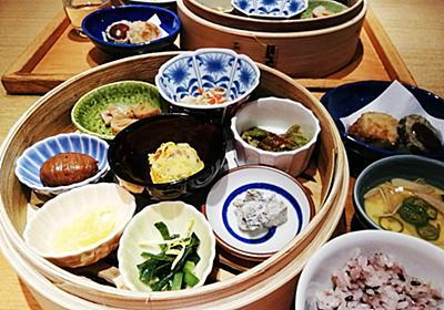 産地にもこだわった13種の野菜料理 やさい家めいの秋御膳 @LUMINE横浜 - ツレヅレ食ナルモノ