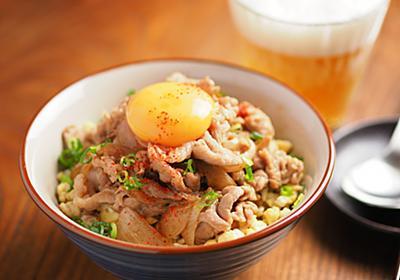 低糖質で高タンパクの筋肉めし「炒り豆腐スタ丼」をうま味凝縮で作るレシピ【筋肉料理人】 - メシ通 | ホットペッパーグルメ
