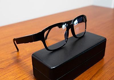 アマゾン、「Alexa」搭載のスマートグラス「Echo Frames」を発表 - CNET Japan