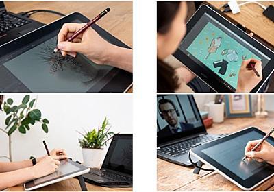 ワコム、三菱鉛筆「Hi-uni」とコラボしたデジタルペン 同じ木材ボディーで再現 - ITmedia NEWS