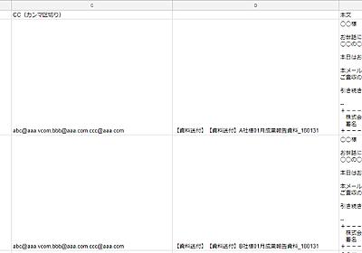 営業マンがGoogleカレンダーを読み込んで、メールを自動作成するスクリプト書いてみた - Speee DEVELOPER BLOG