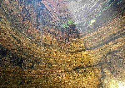 「地獄の井戸」底に到達 悪魔は不在 イエメン 写真7枚 国際ニュース:AFPBB News
