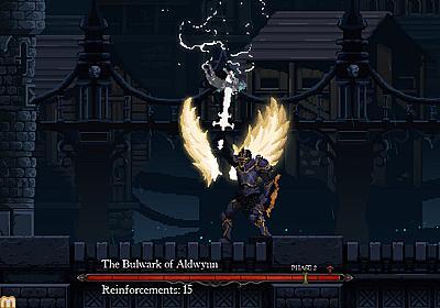2Dダークソウル系アクションRPG『Death's Gambit』がいよいよ配信開始。PC版は日本からも購入可能 - ファミ通.com