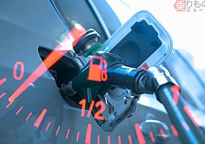 どこまで下がるガソリン価格 レギュラー100円切る店も 新型コロナだけでない要因   乗りものニュース