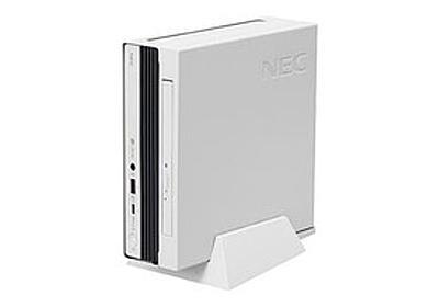 痛いニュース(ノ∀`) : NECが小型PCを発売 Celeron・4GB RAM・HDDで98,800円 - ライブドアブログ