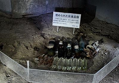 「負傷兵の血や膿、汚物…失神しそうな悪臭だ」 沖縄・南風原で再現された陸軍病院壕の「臭い」 | ハフポスト