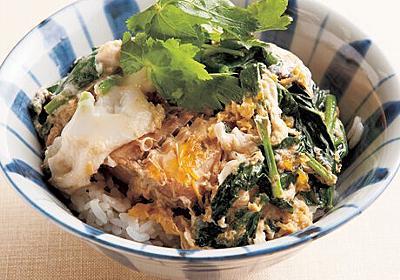 さば缶の卵とじ丼 by野口真紀さんの料理レシピ - プロのレシピならレタスクラブ