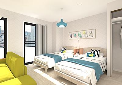 SQUEEZE、IoT活用の宿泊施設「Minn」2号店を大阪・難波に開業へ | 民泊ニュース | 日本最大級の民泊情報サイト MINPAKU.Biz | 民泊・Airbnb運用代行比較