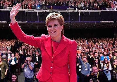 CNN.co.jp : 英スコットランド首相、再度の住民投票へ EU残留目指す - (1/2)