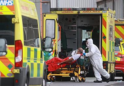 英、新規コロナ死者が最多更新 仏は医療用マスク使用勧告へ | ロイター