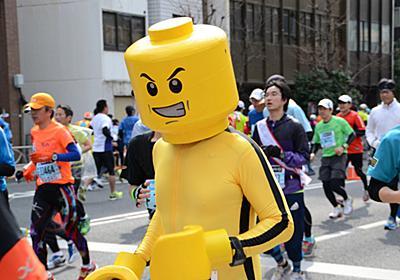 東京マラソン2014 気迫を感じたコスプレランナー20選 : たのっちのぶろぐ