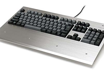 重量4.4kgのステンレス製メカニカルキーボード。FILCOが30周年記念で発売