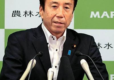 首相、斎藤農水相を交代の方針 石破派からの唯一の閣僚:朝日新聞デジタル