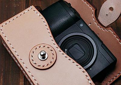 GR DIGITAL 用カメラケース発売   革工房スパイラルアロウズblog