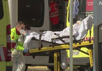 ヨーロッパで感染再拡大 各国が対応に追われる | 新型コロナウイルス | NHKニュース