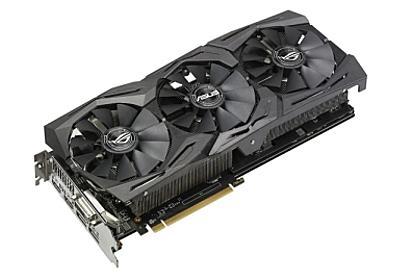 ASUS、IP5X防塵ファンを備えたOC仕様のRadeon RX 580ビデオカード ~RX 570/550搭載モデルも同時リリース - PC Watch