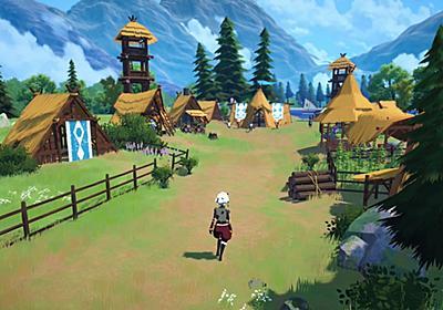 サンドボックスMMORPG『BitCraft』発表。狩りや農業、クラフトや都市建設など文明構築を楽しむ自由生活 - AUTOMATON