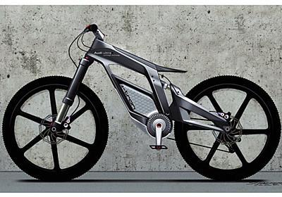 アウディの電動自転車がカッコ良すぎて惚れる | ギズモード・ジャパン