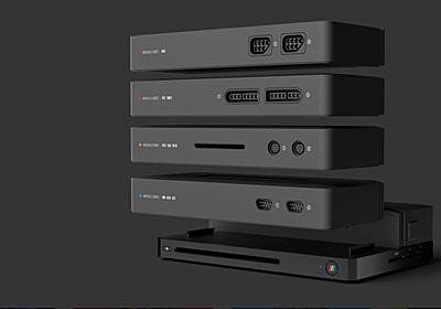 プレイステーションとセガサターンも動作可能と謳うレトロゲーム互換機「Polymega」の予約販売がスタートへ。2019年4月に正式リリースを目指す