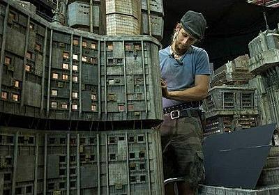 映画「ブレードランナー2049」に使用されたミニチュアビルの精巧さがすごい! : カラパイア