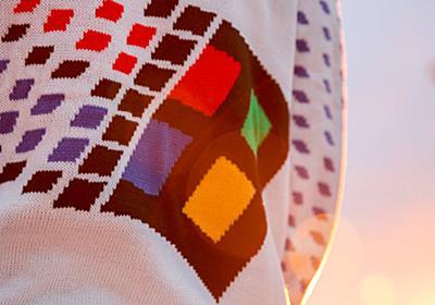 マイクロソフト、「Windows95」柄のクソダサセーターを作ってしまう 確かにソフト(な)ウェアだけど! - ねとらぼ