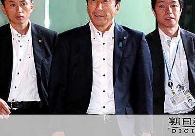 斎藤農水相、圧力かけた人物は明かさず 「考えて発言」:朝日新聞デジタル