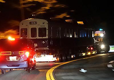 電車が国道を爆走! - デイリーポータルZ