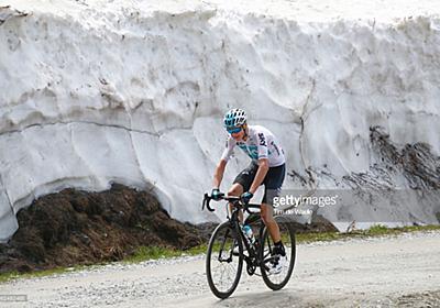「王者」と「最強チーム」の実力の証明【クリス・フルーム80km独走勝利――ジロ・デ・イタリア2018 第19ステージ】 - りんぐすらいど