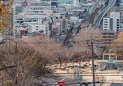 大阪で撮られた「情報量の多い風景」がすごい 手前から奥に向かって大きく変化する合成のような写真が話題に (1/2) - ねとらぼ