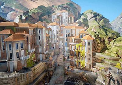 崖の上の街づくりシム『Cliffsides』発表。険しくも美しい断崖絶壁で、知恵を活かして豊かな都市建設 - AUTOMATON