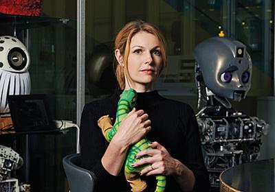 ロボットは人間ではなく動物だ:ロボット倫理学者ケイト・ダーリングの提言 | WIRED.jp