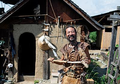 10万回以上石斧を振るって丸木舟を作ったほぼ縄文人・雨宮国広さんに聞いた、古代人が移動する理由 - KINTOマガジン 【KINTO】クルマのサブスク、トヨタから