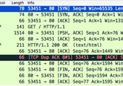 HTTP GETしたときのTCPパケットの様子を理解する - $shibayu36->blog;