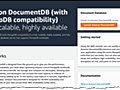 New – Amazon DocumentDB (with MongoDB Compatibility): Fast, Scalable, and Highly Available | AWS News Blog