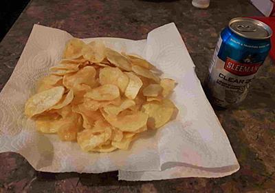 ポテチ大好きな人こそ手作りポテトチップスをおすすめしたい - simple life blog
