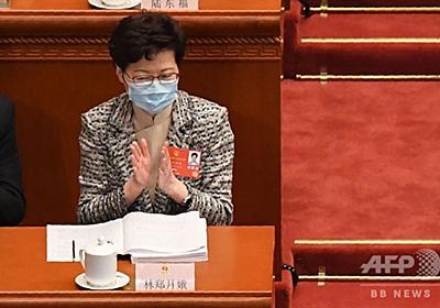 「香港の終わり」 中国全人代、国家安全法の導入へ議案提出 写真7枚 国際ニュース:AFPBB News