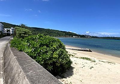 沖縄本島は40分で横断できる :: デイリーポータルZ