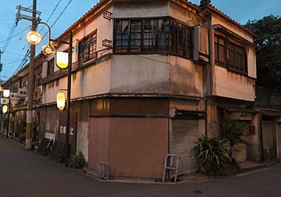飛田新地の旧遊郭、写真集やツアーで再生模索 取り壊しの恐れ | 毎日新聞