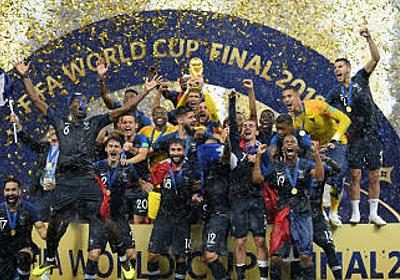 世界人口の半数以上が2018FIFAワールドカップを観戦していたことが明らかに、FIFAが視聴者数に関する詳細データを公開 - GIGAZINE