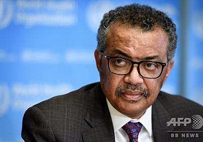 「世界はWHOに耳貸すべきだった」 テドロス事務局長 写真4枚 国際ニュース:AFPBB News