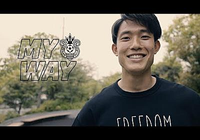 「MY WAY」第2回:谷晃生選手