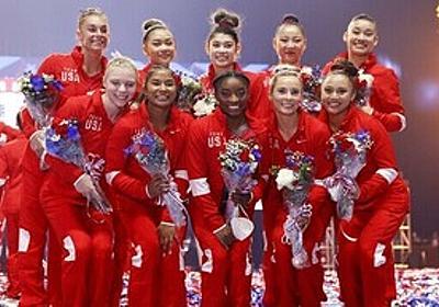 痛いニュース(ノ∀`) : 【悲報】 アメリカ女子体操チーム、選手村を脱出しホテル宿泊へ - ライブドアブログ