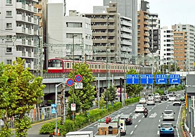 東京の災害時「歩いて帰りやすい鉄道沿線」とは? 街道に沿う・沿わないの歴史的違い   乗りものニュース