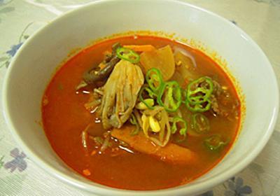 ユッケジャンの作り方 | 韓国料理レシピ