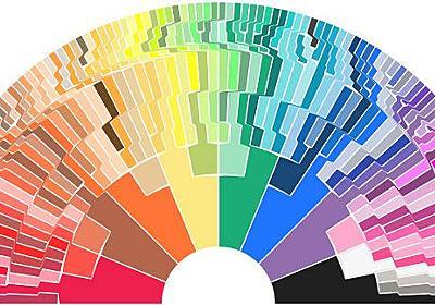 青と緑を区別しない言語:色にまつわる雑学|WIRED.jp