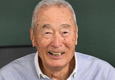 400勝投手、金田正一氏が死去 死因は急性胆管炎による敗血症 86歳で/野球/デイリースポーツ online