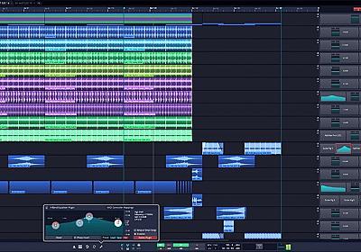 【無料】フリーソフトでは現行最強?のフルバージョンのDAW「Tracktion 7」が無償配布中 | AZU Soundworks
